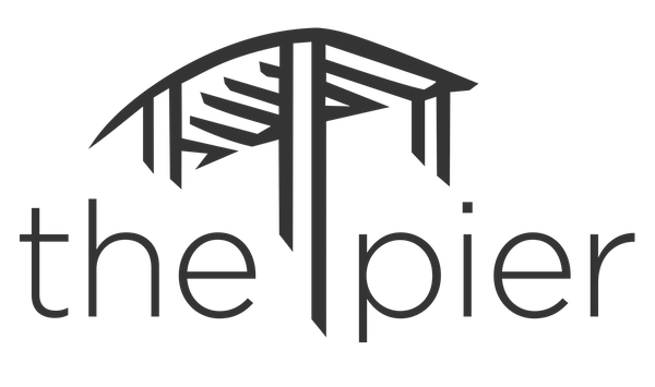 The Pier Christian Church Retina Logo