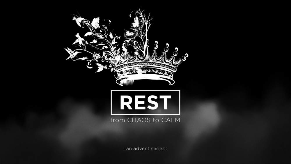 Rest: From Chaos To Calm
