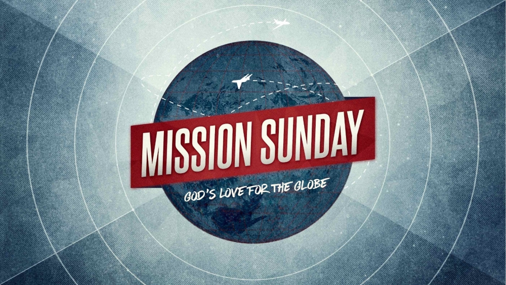 Global Mission Sunday - Scott Williams Image