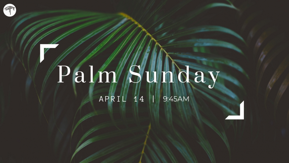 Palm Sunday